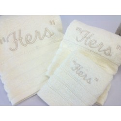 Wedding Gifts towel
