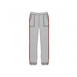 Παντελόνι φόρμας 100% βαμβ.